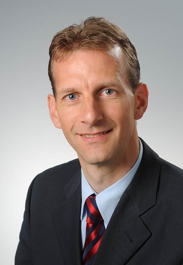 Stellvertretender Vorstand Harald Nischan